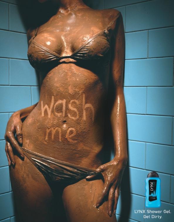 Wash me - Lynx