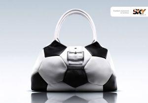 Hombre fuerte y musculoso - Football explained to women - bolso balón