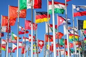 Traducción y banderas
