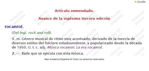 Rocanrol